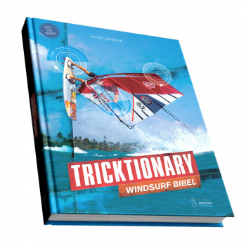 Tricktionary 3 - Die neue ultimative Windsurf Bibel
