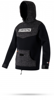 Mystic Voltage Neoprensweat Unisex Schwarz