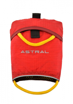 Astral Dyneema Throw Rope Front View