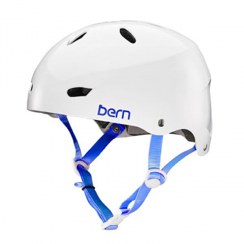 Bern Brighton H2O Wassersporthelm Damen Gloss White 2018