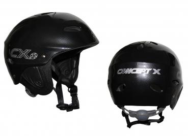 Gr/ö/ße Concept X Helm CX Pro Black Wassersporthelm S
