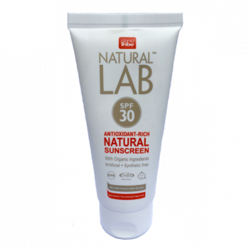Island Tribe Natural Lab SPF 30 - 100 ml