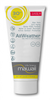 Mawaii Pro AllWeather Sun, Wind & Cold Protection SPF 30 75 ml