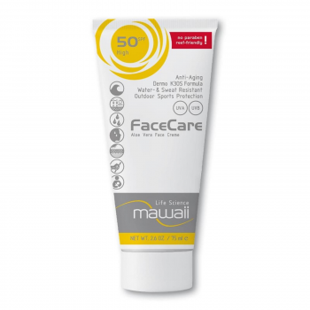 Mawaii FaceCare Sonnencreme LSF 50 - 75 ml