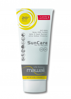 Mawaii SunCare & Protection Sport LSF20 - 175ml