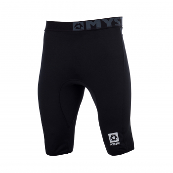 Mystic Bipoly Thermo Short Pants Männer Schwarz 2018