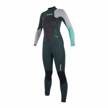 Mystic Star Neoprenanzug 5/4 Backzip Frauen Teal