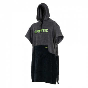 Mystic Poncho Regular Unisex Lime