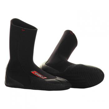 O'Neill Epic Neoprenboot Round Toe 5mm Schwarz 2019