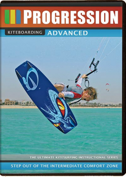 Progression Sports DVD Kitesurfen Fortgeschritten