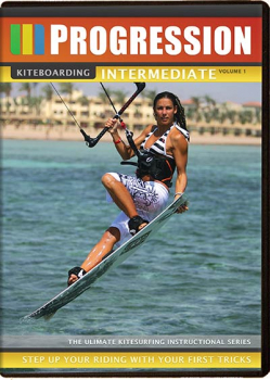 Progression Sports DVD Kitesurfen Intermediate Volume 1