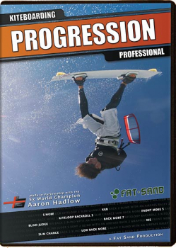 Progression Sports DVD Kitesurfen Profi