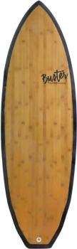 Buster Surfboards Pool - Riversurfboard FX-Type Bamboo 5'0