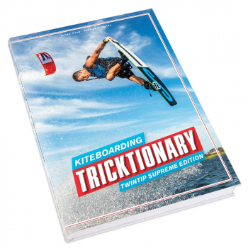 Tricktionary Kiteboarding: Twintip Supreme Edition