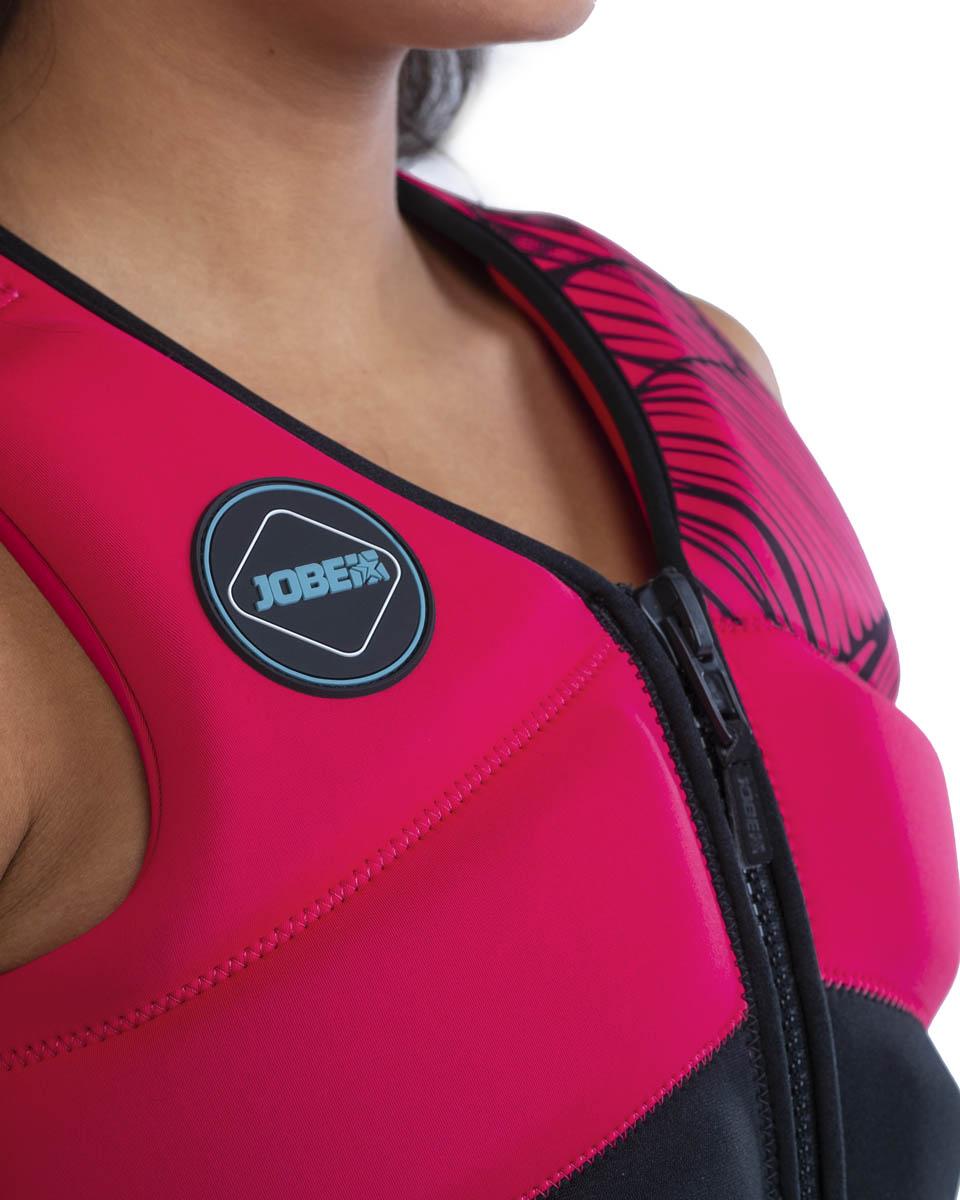 Jobe Unify Vest Women Hot Pink Damen NEU Weste Surfen Kiten Wasserski Jetski J19