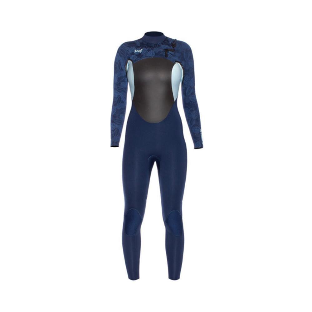 Xcel Axis X X2 5 4mm Wetsuit Front-Zip Women Ink Blue 2018 ... fd62a436e