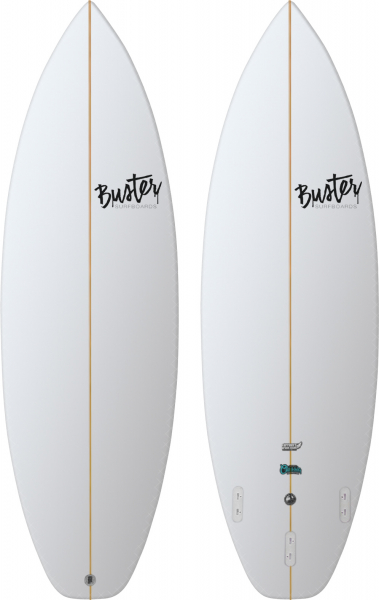Buster Surfboards Poolsurfboard P-Type 5'4